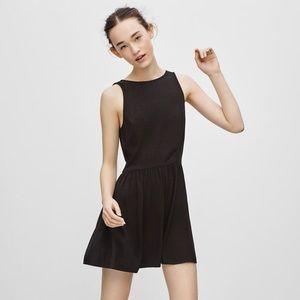 Aritzia Talula Walden Dress with V-Back